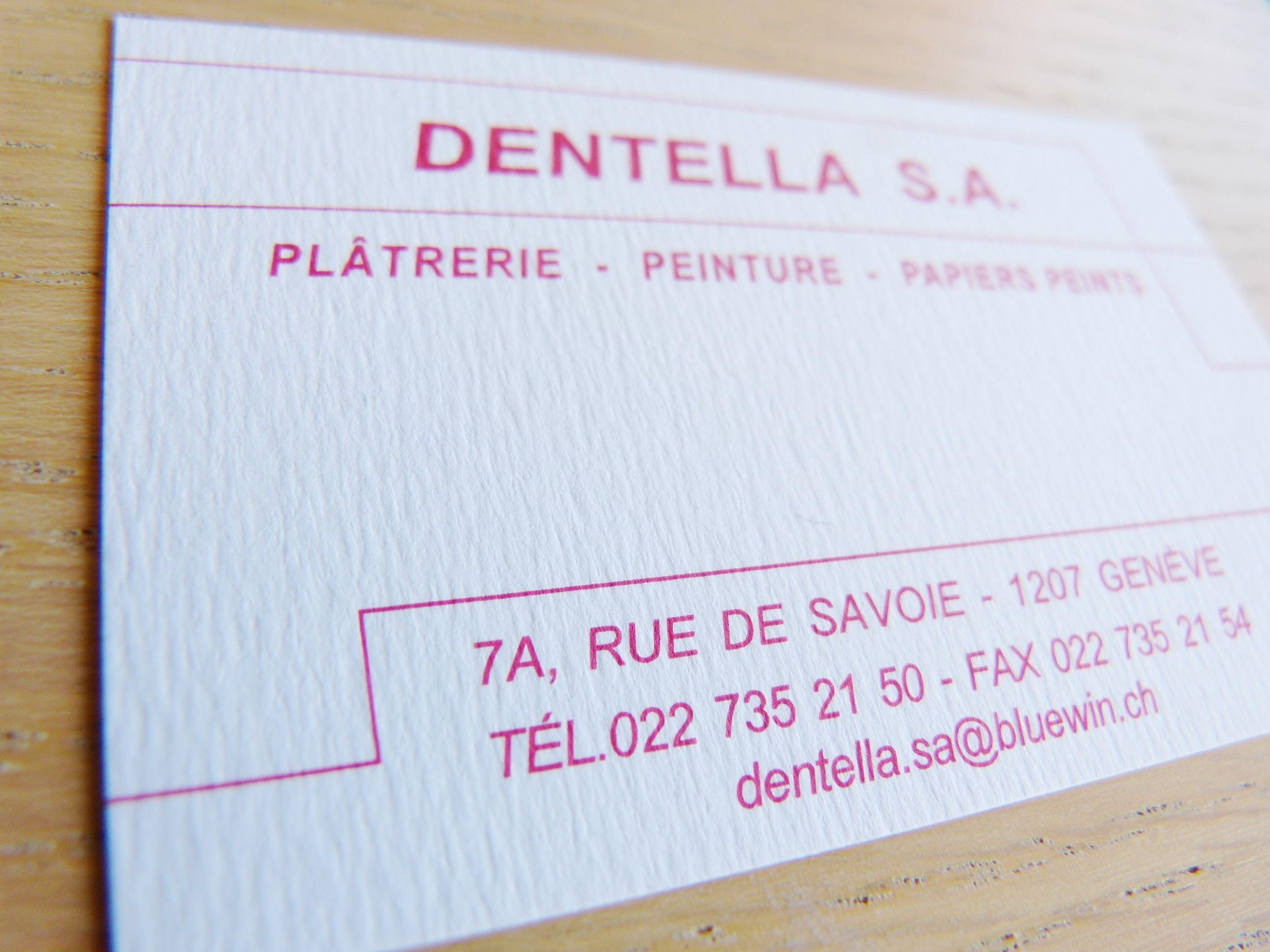 Cartes De Visite Papier Texture R